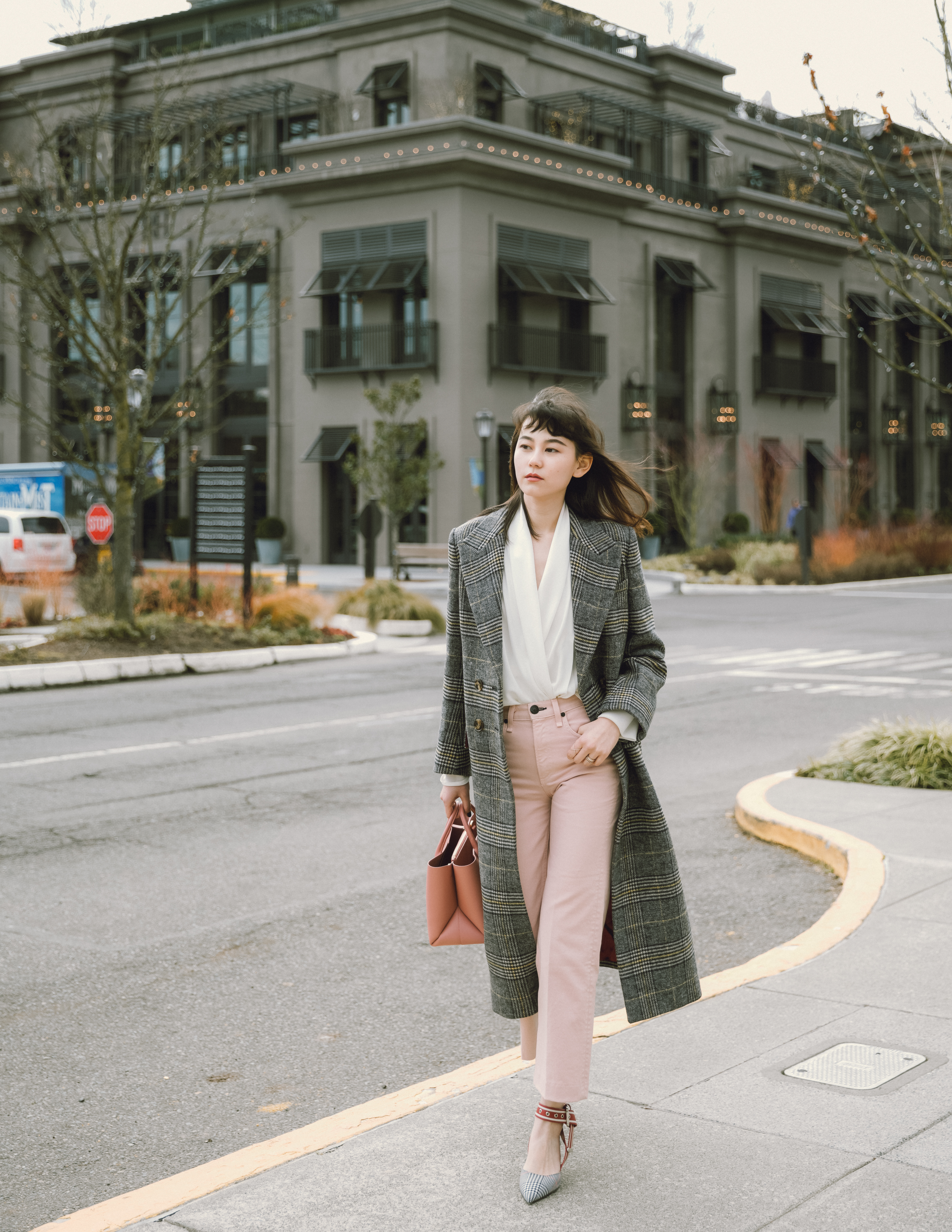 JingLeng JING x SSENSE 时尚搭配美女帅哥明星