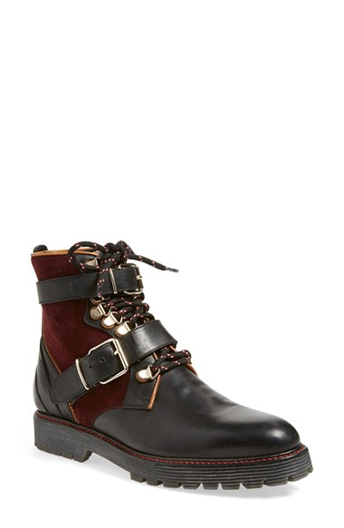 Burberry Utterback Ankle Boots
