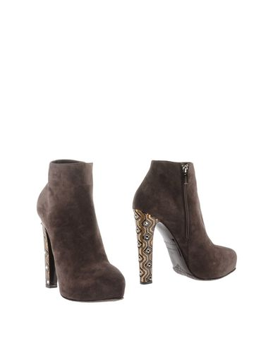 Ankle Boot, Dark Brown