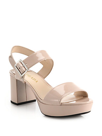Prada Patent Leather Sandals Wiki Online fdv6EXmH