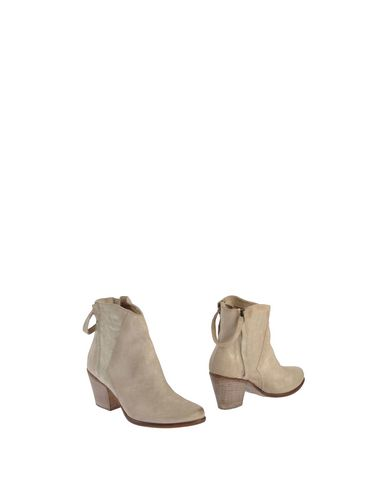 MANAS Ankle Boot in Beige