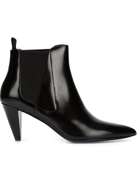 ALEXANDER WANG 'Vaness' Ankle Boots, Black