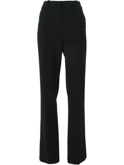 Side Stripe Tailored Trousers, Blue