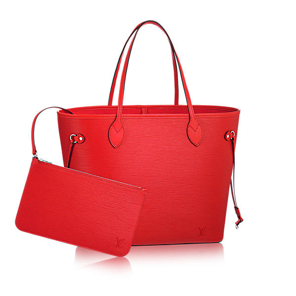 Neverfull Mm, Coquelicot