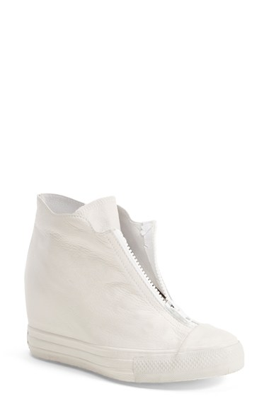 CONVERSE Chuck Taylor® All Star® 'Lux Shroud' Hidden Wedge Bootie (Women