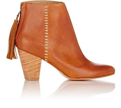 Ulla Johnson Leather Ankle Boots 100% authentic cheap price free shipping with credit card choice halV8AbJZ