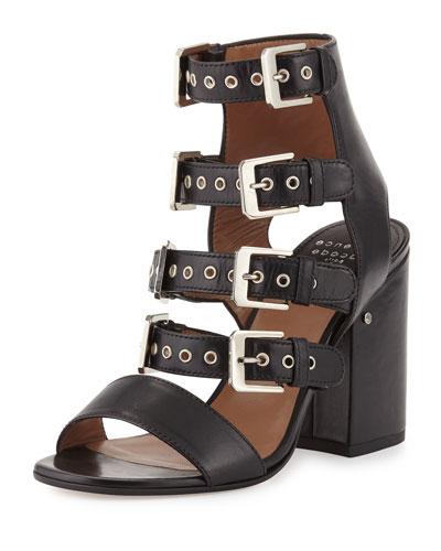 LAURENCE DACADE Leather Sandal Vb0HV