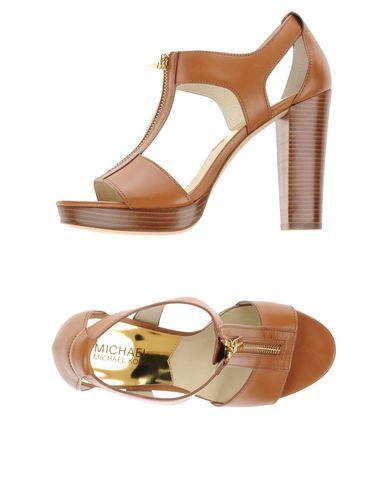 Berkley Zipper Platform High-Heel Sandals, Brown