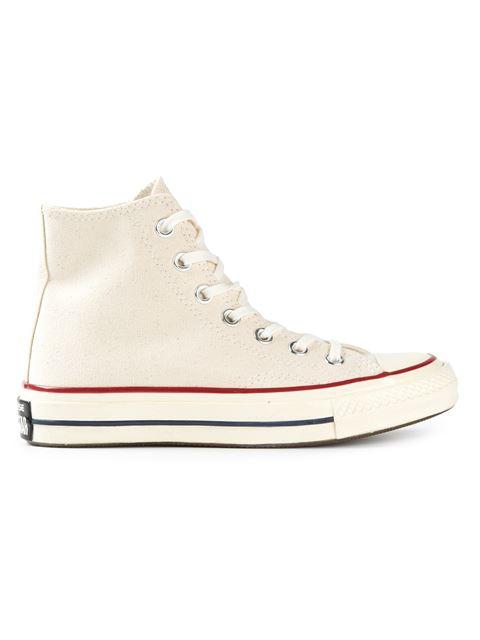 Chuck Taylor All Star Ct 70 Street Warmer High Top Sneaker, Parchment