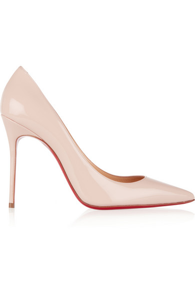 christian louboutin so kate ballerina