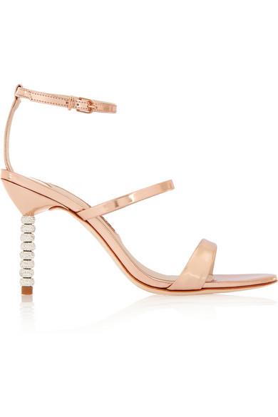 SOPHIA WEBSTER Rosalind Crystal sandals pymQON2p