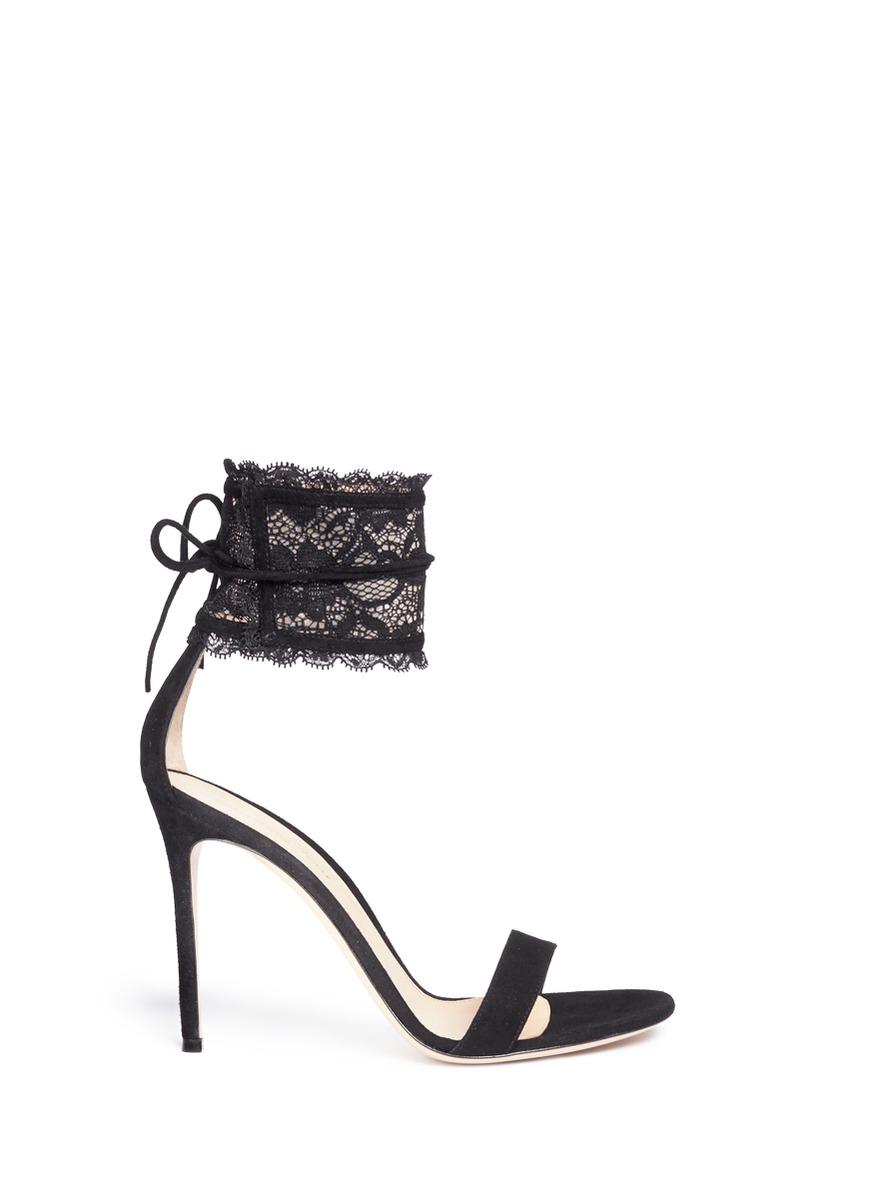 Lace sandals Gianvito Rossi nhecga