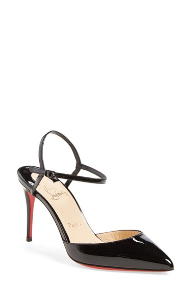 Womens Rivierina Ankle-Strap Pumps Christian Louboutin Cost Sale Sast PASf1