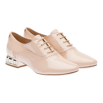 Inexpensive cheap price outlet find great Miu Miu Embellished Lace-Up Oxfords choice cheap price T5vugMVYk