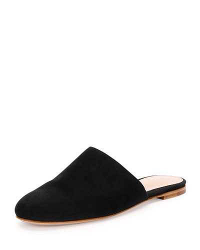 Outlet How Much Gianvito Rossi Round toe mules Limited New Visa Payment Sale Online Find Great Hvyryfzxu