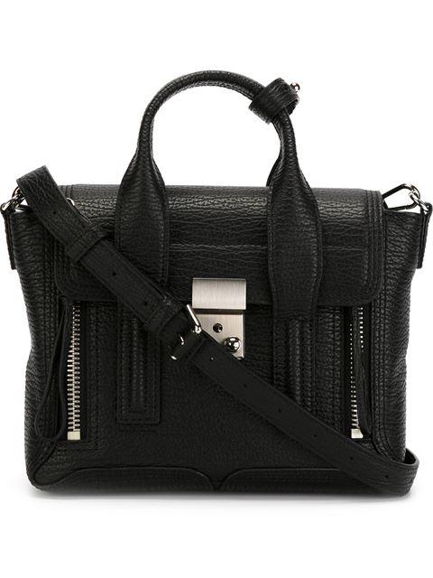 """Phillip Lim Bag """"Pashli"""" Mini Leather Black"""