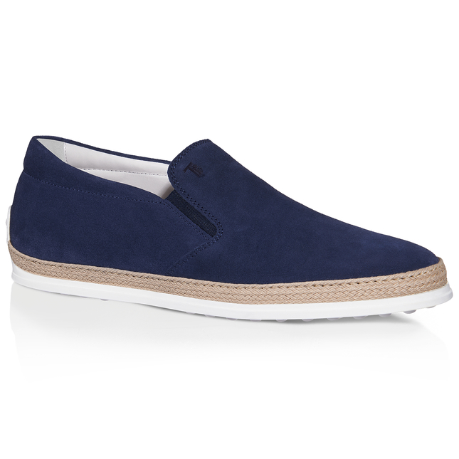Slip-on in Suede Tod's hzSW27p