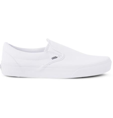 Off-White Og Classic Lx Slip-On Sneakers, True White