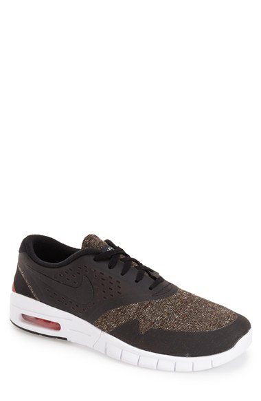 Nike  Eric Koston 2 Max  Skate Sneaker (Men) In Baroque Brown  Black ... 119eb35b1
