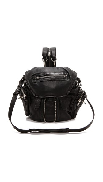 Mini Marti Backpack, Black