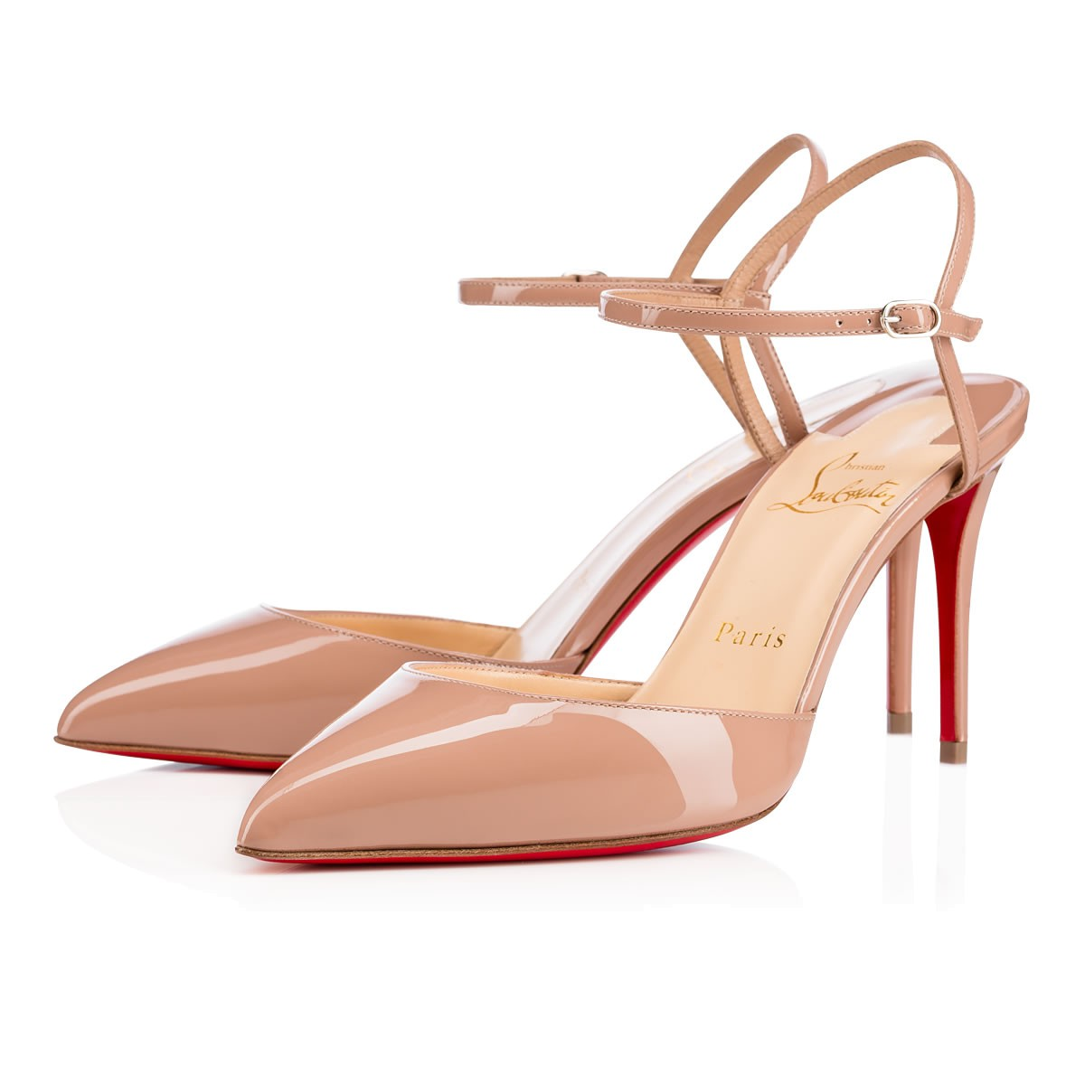 Christian Louboutin Rivierina 85 Pumps Good Selling Free Shipping Wholesale Price For Nice Cheap Online tK7xPKHVVs
