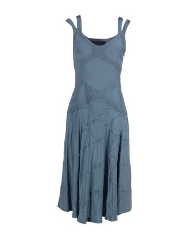 GIULIETTA Knee-Length Dress in Turquoise