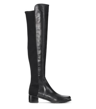 The Reserve Boot in Black from STUART WEITZMAN