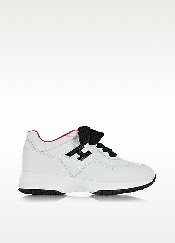 Black and white New Interactive sneakers Hogan yfl6L