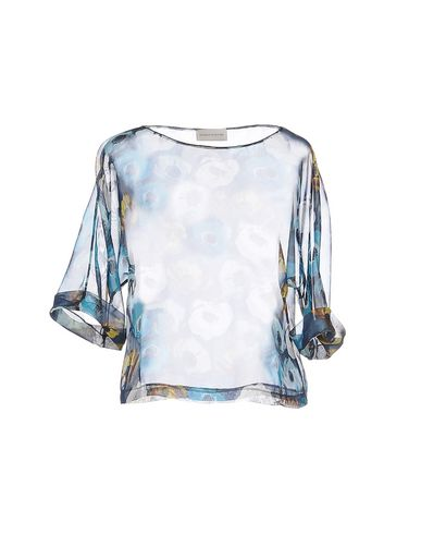 ANDREA INCONTRI Blouse in Blue