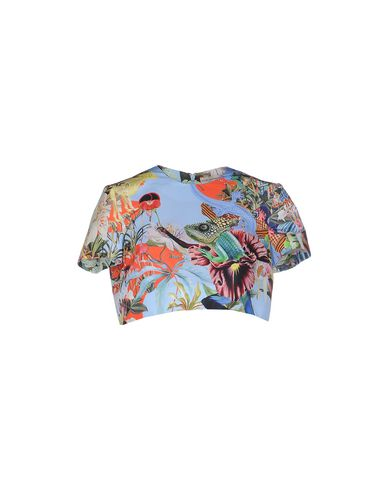 MARY KATRANTZOU Floral Shirts & Blouses in Multicolor