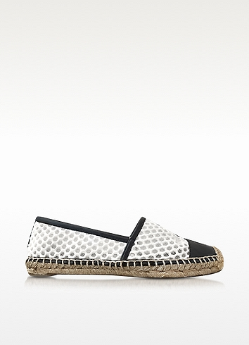 Fabric Studded Espadrille Spring/summer Tory Burch Clearance Best Wholesale fBGoitm