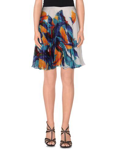 ELLE SASSON Knee Length Skirt in Blue