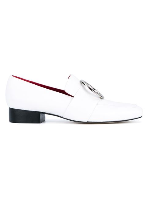 Exclusive To Mytheresa.Com - Harput Patent Leather Loafers in White