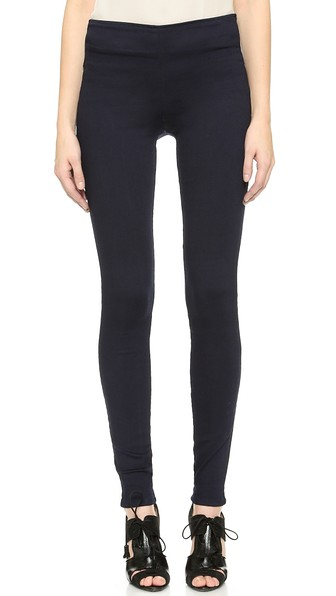 Classic Fitted Trousers, Indigo