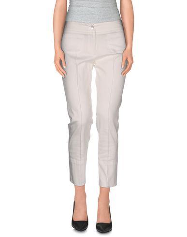 ANNA SAMMARONE Casual Pants in White