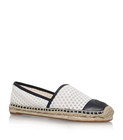 Fabric Studded Espadrille Spring/summer Tory Burch