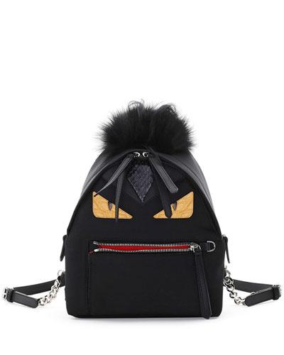 Monster Backpack Fendi