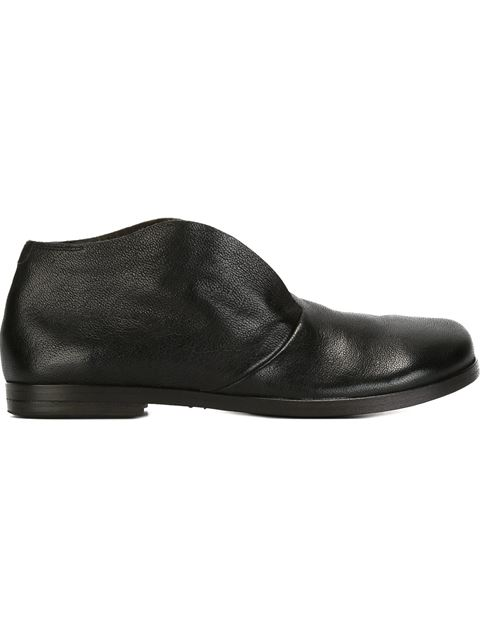 "Marsell ""Listello""  Desert Boots in Black"