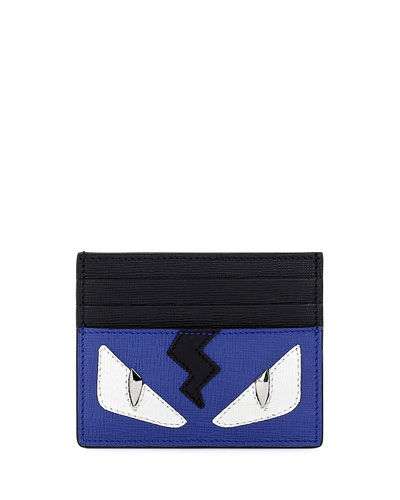 Fendi Card Holder Blue