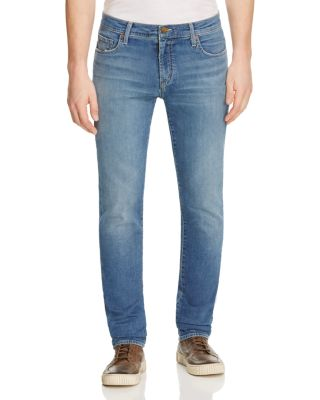 Tyler Slim Fit Jeans In Hammerhead, Kraz