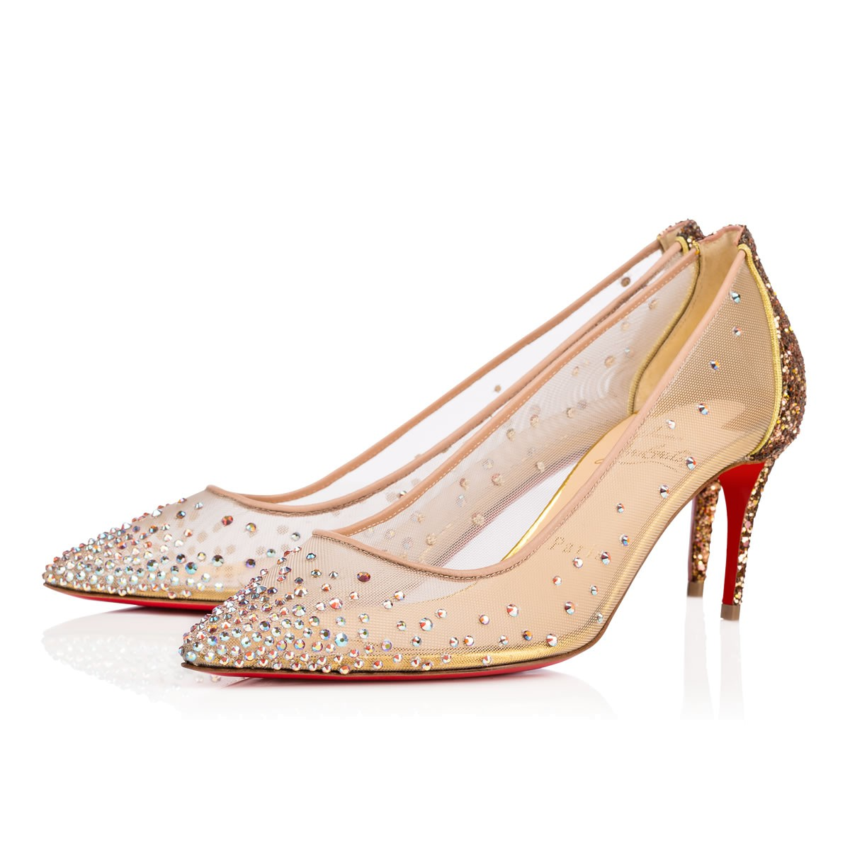 Christian Louboutin Loafers gradient