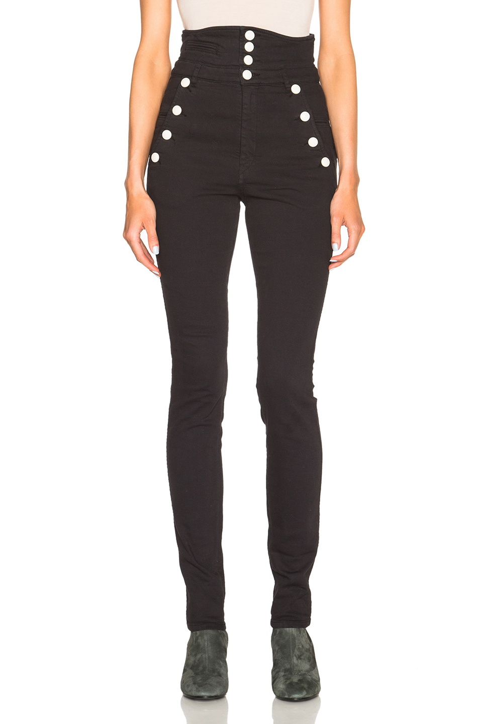Deals Sale Online Isabel Marant High-Rise Pants For Sale Cheap Price From China Choice Online 2018 Cheap Price 45mIWJoc3