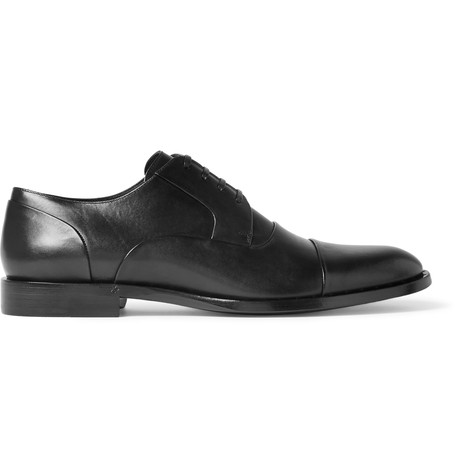 panelled Derby shoes - Black Dolce & Gabbana UqtQErRoXM