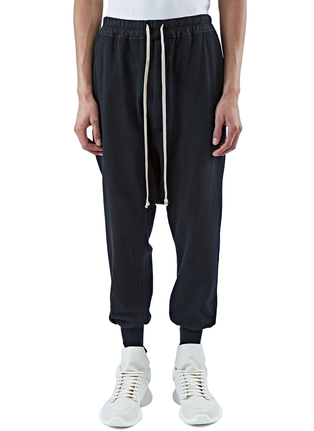 drawstring track pants - Grey Rick Owens Cheap Sale Amazing Price Knock Off Fast Express Pay With Paypal Cheap Price Reliable For Sale TJZHpGOA2