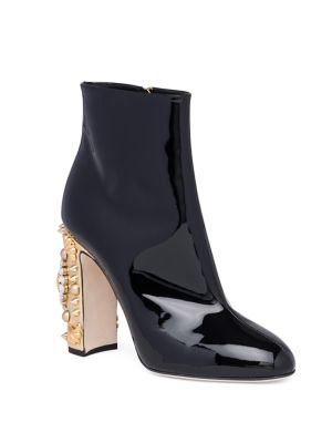 Dolce & Gabbana heeled ankle boots - Negro BRiqCA16