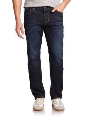 Jeans - Graduate New Tapered Fit In Stallo in Black
