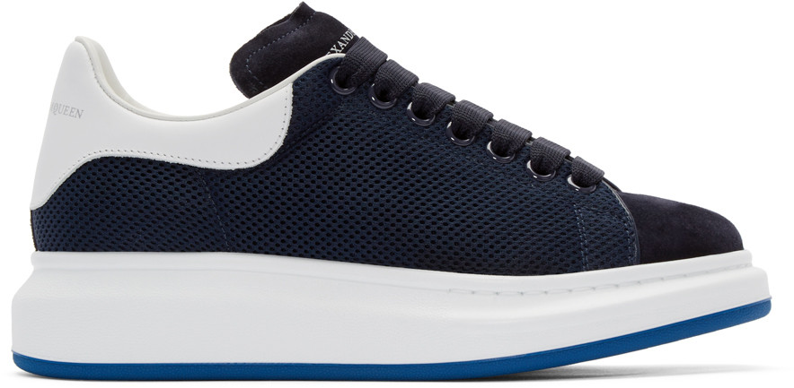 Alexander McQueen Mesh sneakers g84ZxIH
