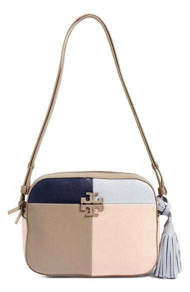 ff29f5a66f69 TORY BURCH  Thea  Patchwork Shoulder Bag