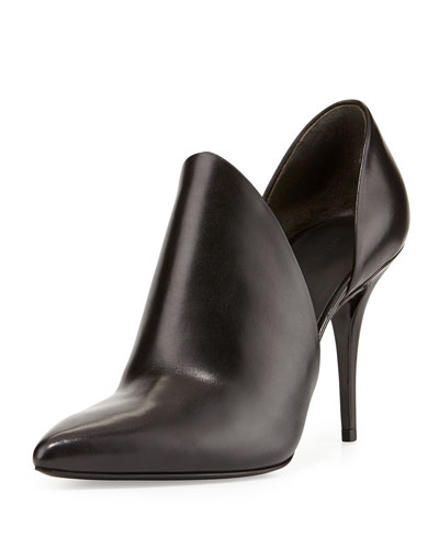 Alexander Wang Leather d'Orsay Booties official site sale online free shipping 2015 cheap sale amazing price orW8BtQUM