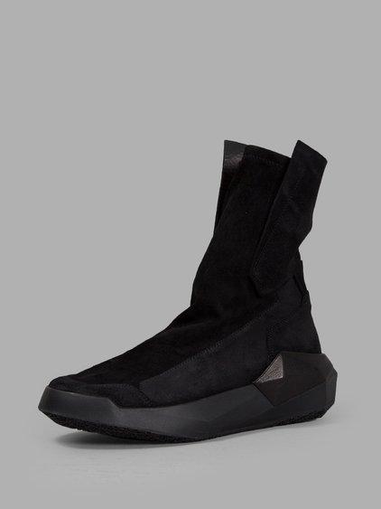 sneaker boots - Black Cinzia Araia 7BRsOz